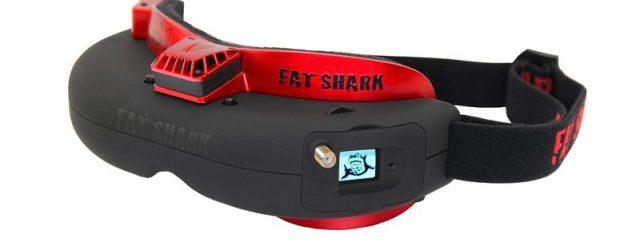 Fatshark Attitude V4 FPV Goggles