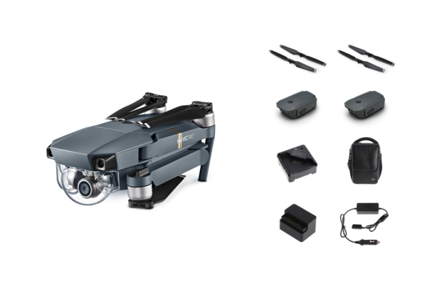 DJI Mavic fly more bundle