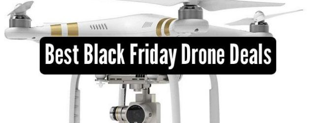 Black Friday Drone Deals