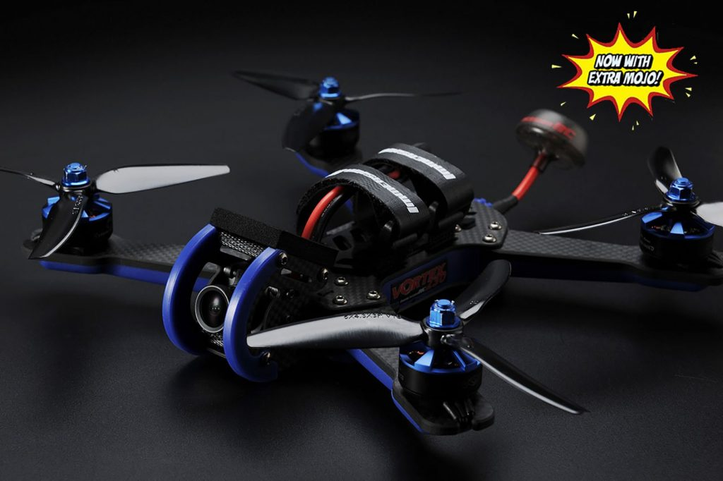 ImmersionRC Vortex 230 Mojo RTF freestyle racing drone review