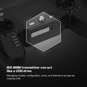 iRangeX iRX-IR8M 2.4G 8CH Multi-Protocol Transmitter