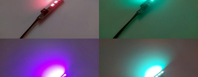 Diatone RGB LED Board